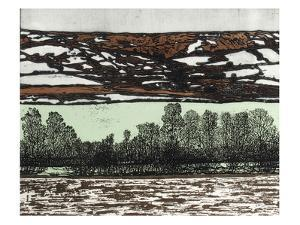 Snowline by Phil Greenwood