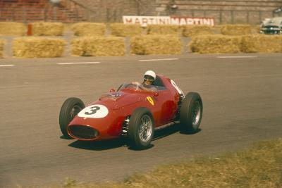 Phil Hill in Action in a Ferrari, Dutch Grand Prix, Zandvoort, 1959--Photographic Print