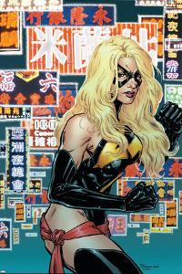Ms. Marvel No.36 Cover: Ms. Marvel by Phil Jimenez