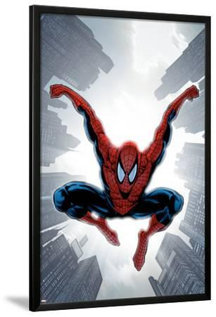 The Amazing Spider-Man No.552 Cover: Spider-Man