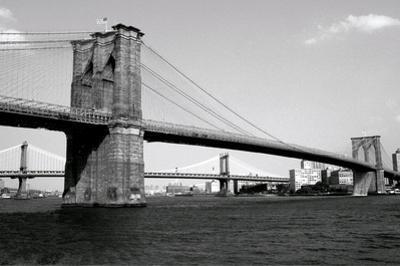 Brooklyn Bridge and Manhattan Bridge, Day