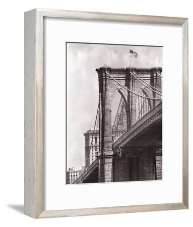 Brooklyn Bridge Perspective