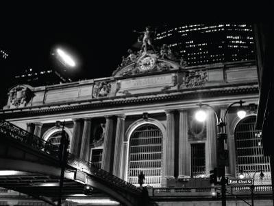 Grand Central Station at Night by Phil Maier