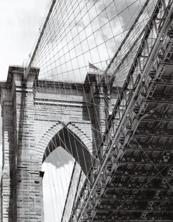Under the Brooklyn Bridge by Phil Maier