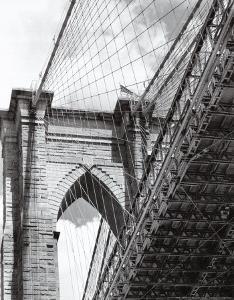 Under the Brooklyn Bridge by Phil Maier