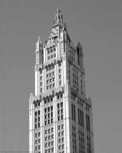 Woolworth Building, New York by Phil Maier