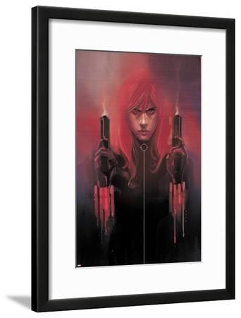 Black Widow No. 13 Cover