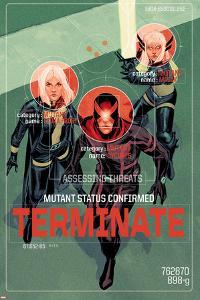 Uncanny X-Men #11 Cover: Frost, Emma, Cyclops, Magik by Phil Noto