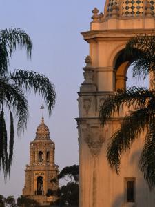 Casa del Prado Theatre in Balboa Park, San Diego, California by Phil Schermeister