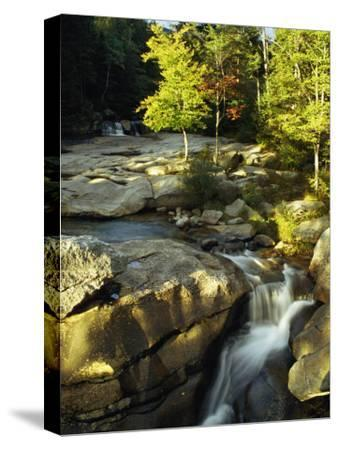 Scenic View of Screw Auger Falls