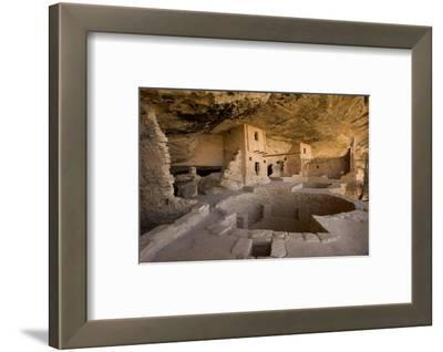 The Balcony House in Mesa Verde National Park
