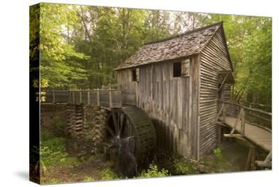 The John P. Cable Grist Mill on its Original Site, Cades Cove, Great Smoky Mountains National Park