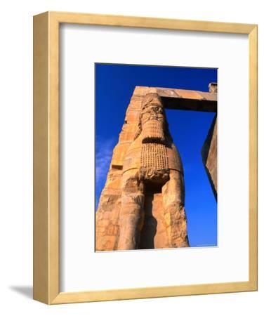 Gateway of All Nations Built by Xerxes I (485-465 BC) Persepolis (Takht-E Jamshid), Fars, Iran