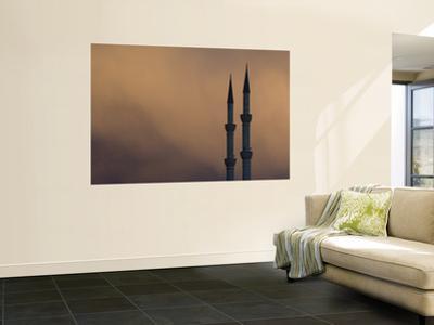 Minarets of Mosque