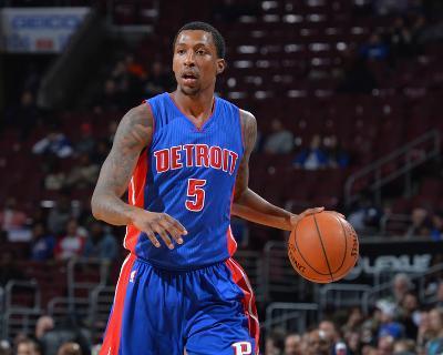 Philadelphia 76Ers V Detroit Pistons-Jesse D Garrabrant-Photo