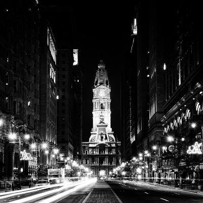 Philadelphia City-Philippe Hugonnard-Photographic Print