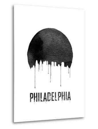 Philadelphia Skyline White