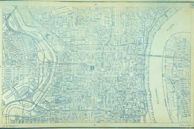 Philadelphia Street Map, Plate 9, 1959