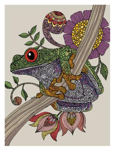 Phileus Frog-Valentina Ramos-Art Print
