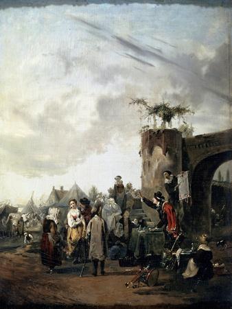 A Charlatan, Early 1780S