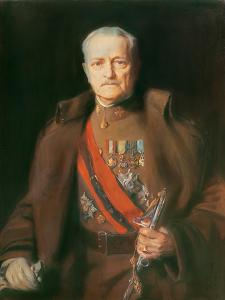 General John Pershing (1860-1948) by Philip Alexius De Laszlo