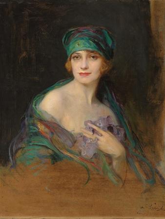 Portrait of Princess Ruspoli, Duchess De Gramont (1888-1976), 1922