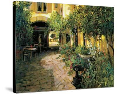 Alsace Courtyard