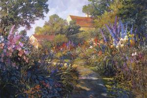 Annapolis Garden by Philip Craig