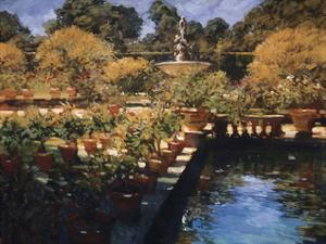 Boboli Gardens, Florence by Philip Craig