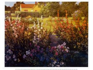 Farm Garden by Philip Craig