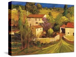Femme en Provence by Philip Craig