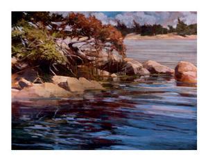Lake Retreat by Philip Craig