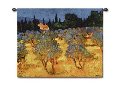 Les Olives en Printemps