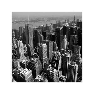 Manhattan to Brooklyn by Philip Craig