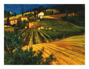 Rural Provence by Philip Craig