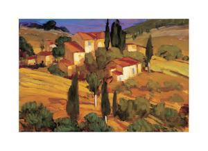 Terracotta Afternoon by Philip Craig