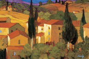Terracotta Vista by Philip Craig