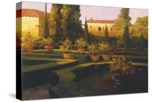 Verona Garden by Philip Craig
