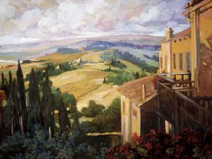 View to the Valley by Philip Craig