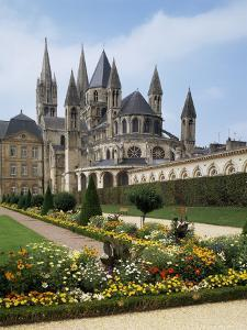 Abbaye Aux Hommes, St. Stephen's Church, Caen, Basse Normandie (Normandy), France by Philip Craven