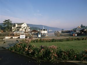 Bowness-On-Windermere, Bowness Bay, Lake District, Cumbria, England, United Kingdom by Philip Craven