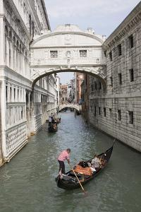 Bridge of Sighs, Venice, UNESCO World Heritage Site, Veneto, Italy, Europe by Philip Craven