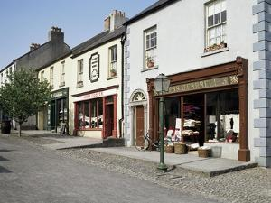 Bunratty Village, County Clare, Munster, Eire (Republic of Ireland) by Philip Craven