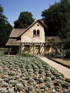 Hameau De Trianon, Palace Grounds, Versailles, Ile De France, France by Philip Craven