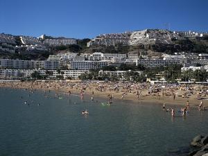 Puerto Rico, Gran Canaria, Canary Islands, Spain, Atlantic by Philip Craven
