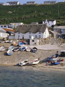 Sennen Cove, Cornwall, England, UK by Philip Craven