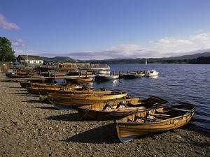 Waterhead, Windermere, Lake District National Park, Cumbria, England, United Kingdom by Philip Craven