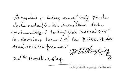 Philip De Mornay--Giclee Print