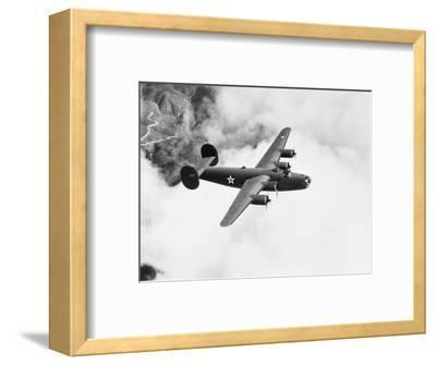B-24 Liberator Flying