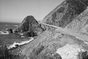 California Highway 1 by Philip Gendreau